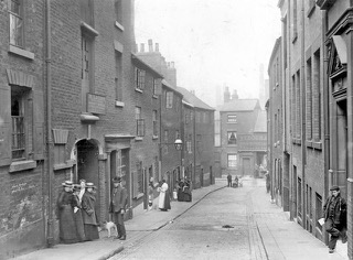 Image result for pictures of sheffield in 1900