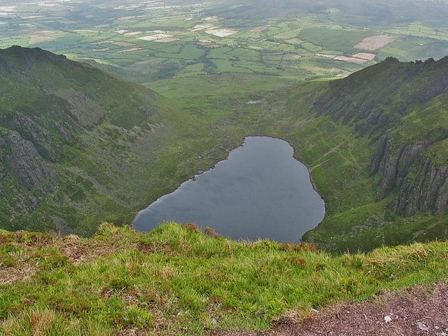 Coumshingaun Lake, Waterford